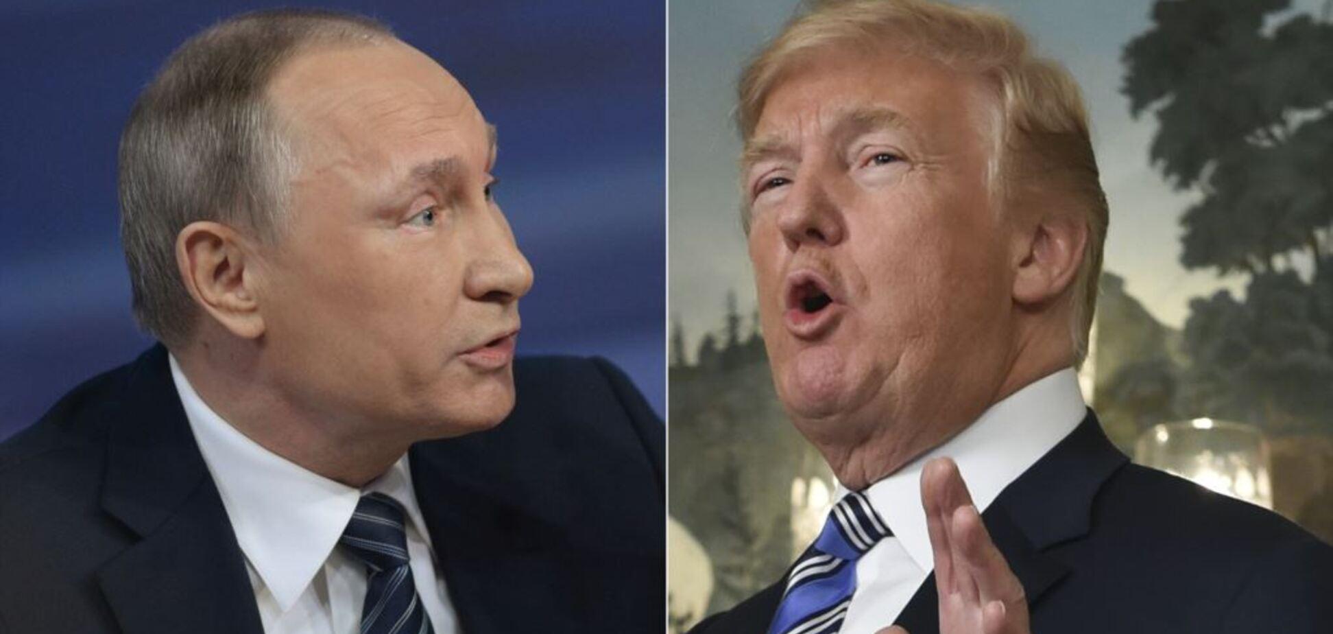 Неприємний подарунок Путіну