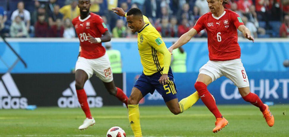 Швеция - Швейцария: обзор матча 1/8 финала ЧМ-2018