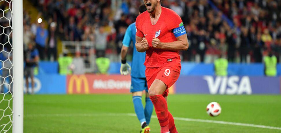 Колумбия дала фантастический бой Англии в 1/8 финала ЧМ-2018