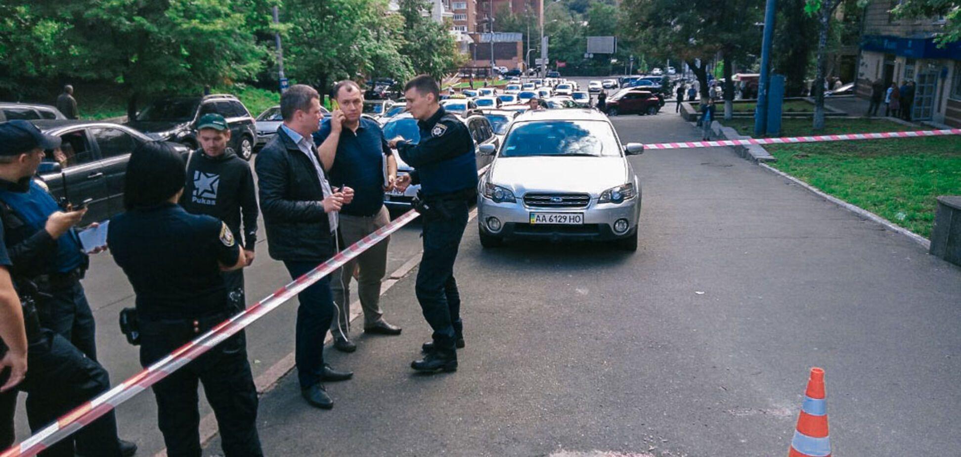 Стрельба в Киеве: объявлен план 'Сирена'