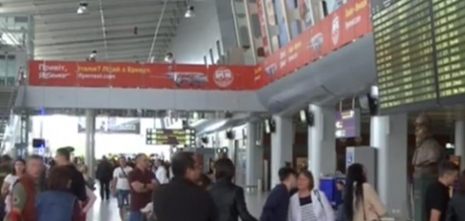 Вылет отменяется: во Львове туристы опять попали в неприятную ситуацию
