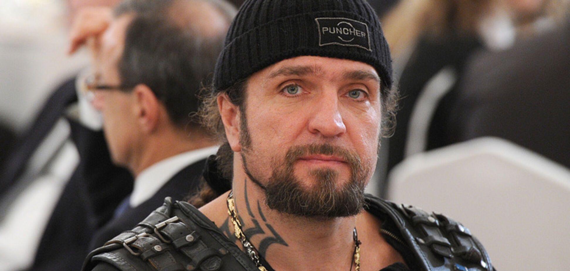 Любимый байкер Путина рассказал, как избил знаменитого пропагандиста Кремля