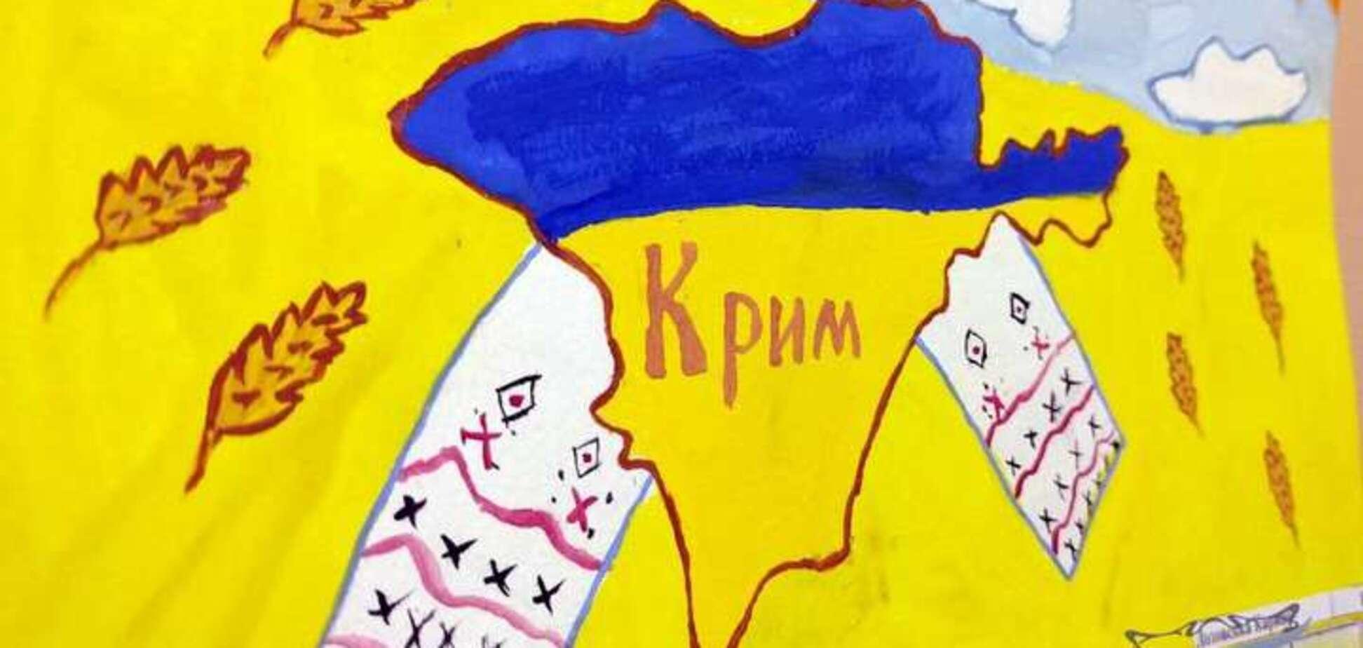 'Ай молодці!' Топ-пропагандисти Кремля назвали Крим українським: фотофакт