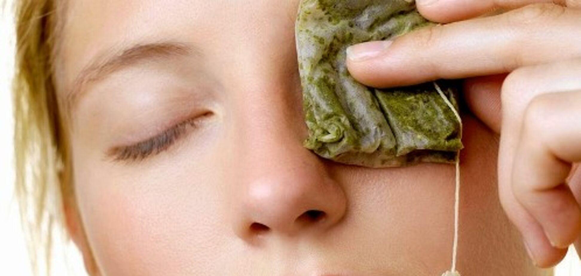 Заварка и глаза: лечение или калечение?