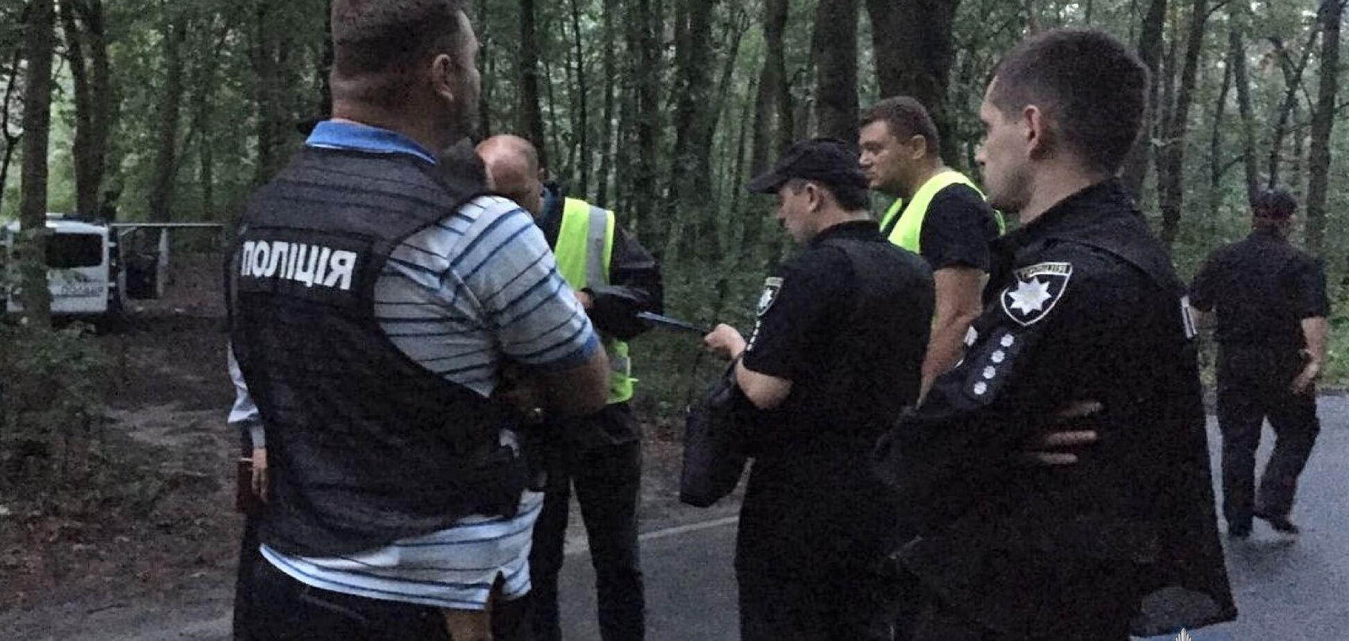 Жорстоке вбивство підлітка у Києві: з'явилися перші фото з місця злочину