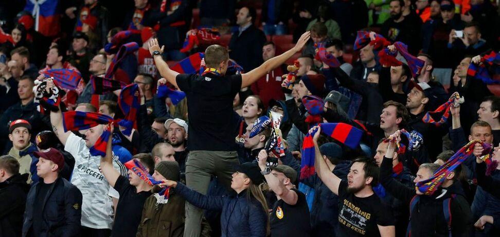 Суперкубок России: убийство фаната ЦСКА попало на видео