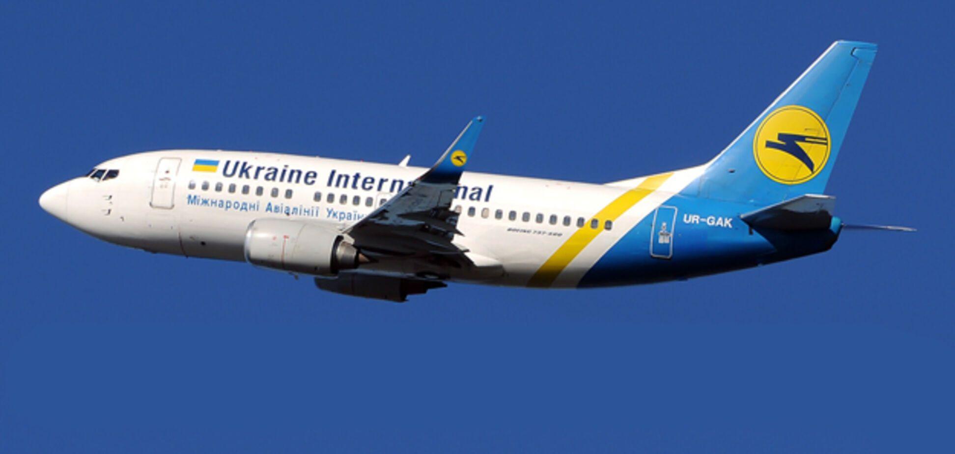 Самолет с туристами попал в серьезное ЧП над Украиной: подробности