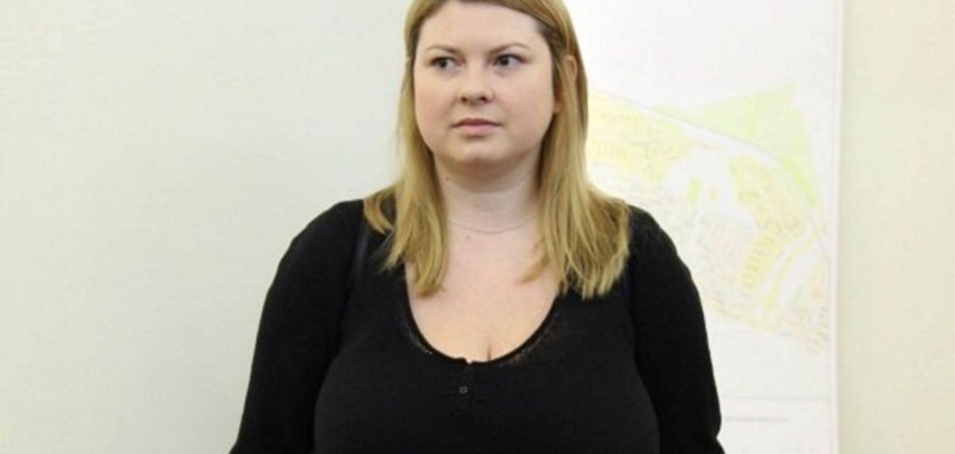Нападение с кислотой на активистку в Херсоне: за дело взялся Луценко