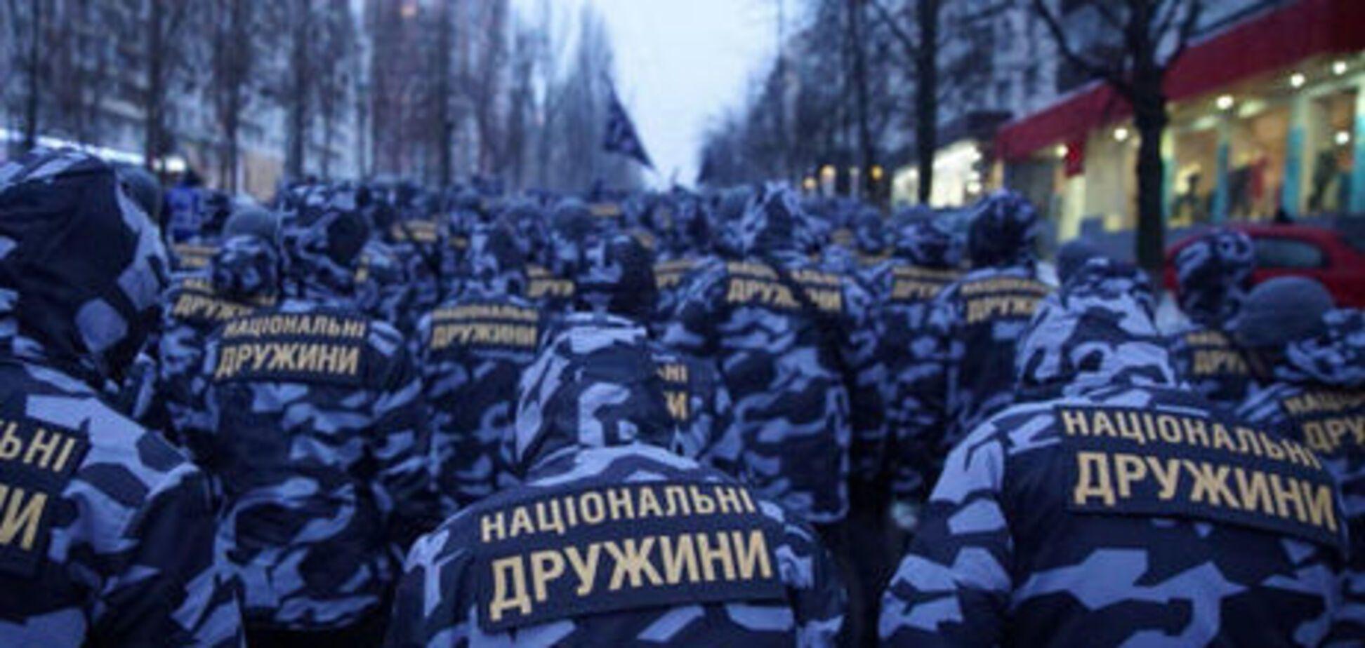 Захват депутатов, погромы и массовые драки: как 'Нацдружины' творят беззаконие в Украине