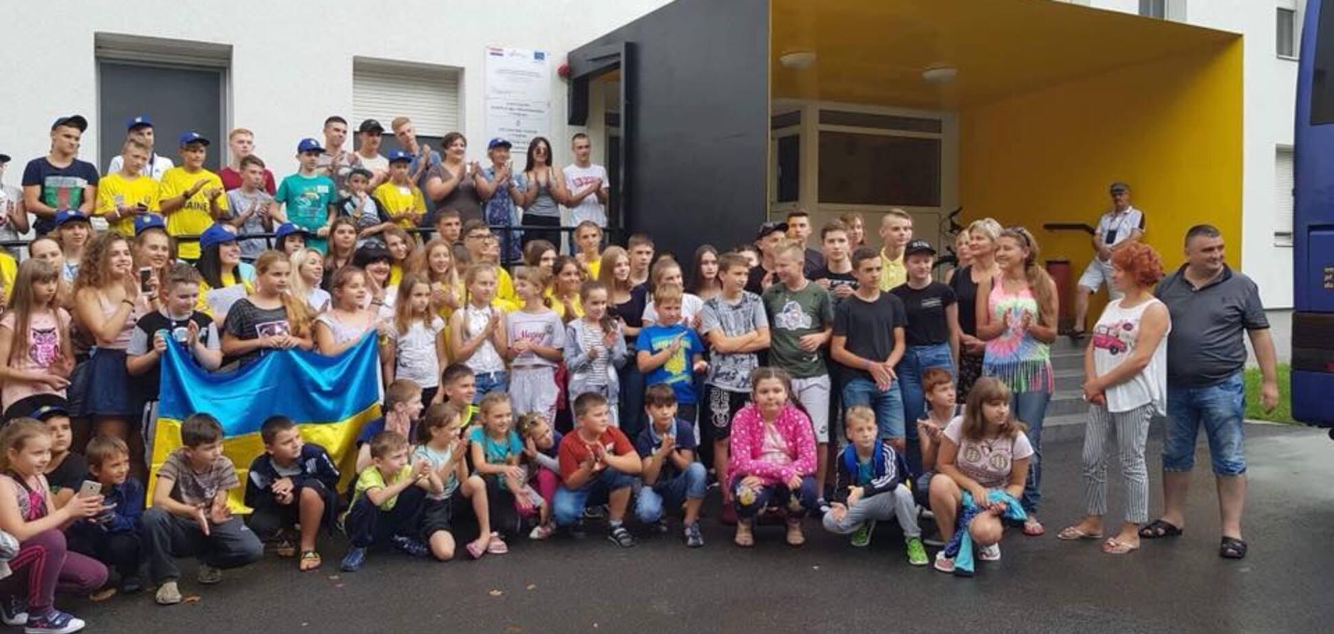 Дітей мажорів відправили на відпочинок в ЄС: Геращенко спростувала 'зраду'