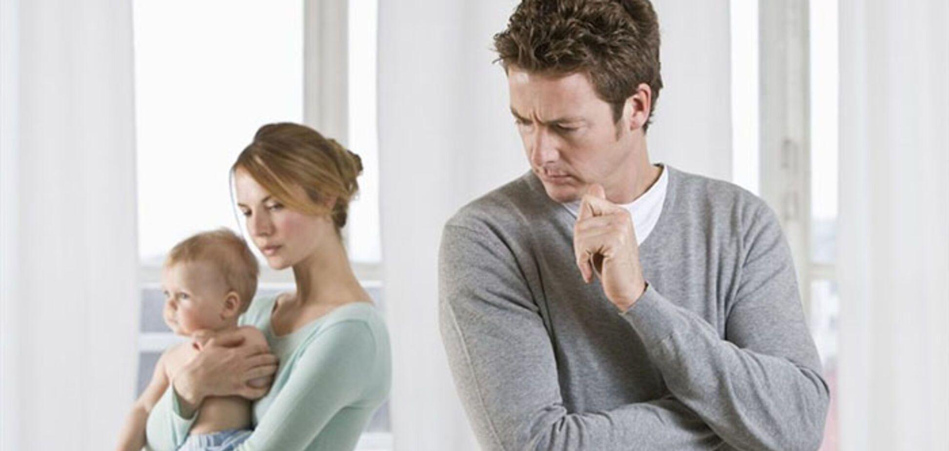 Почему ушел муж? Десять неожиданных причин