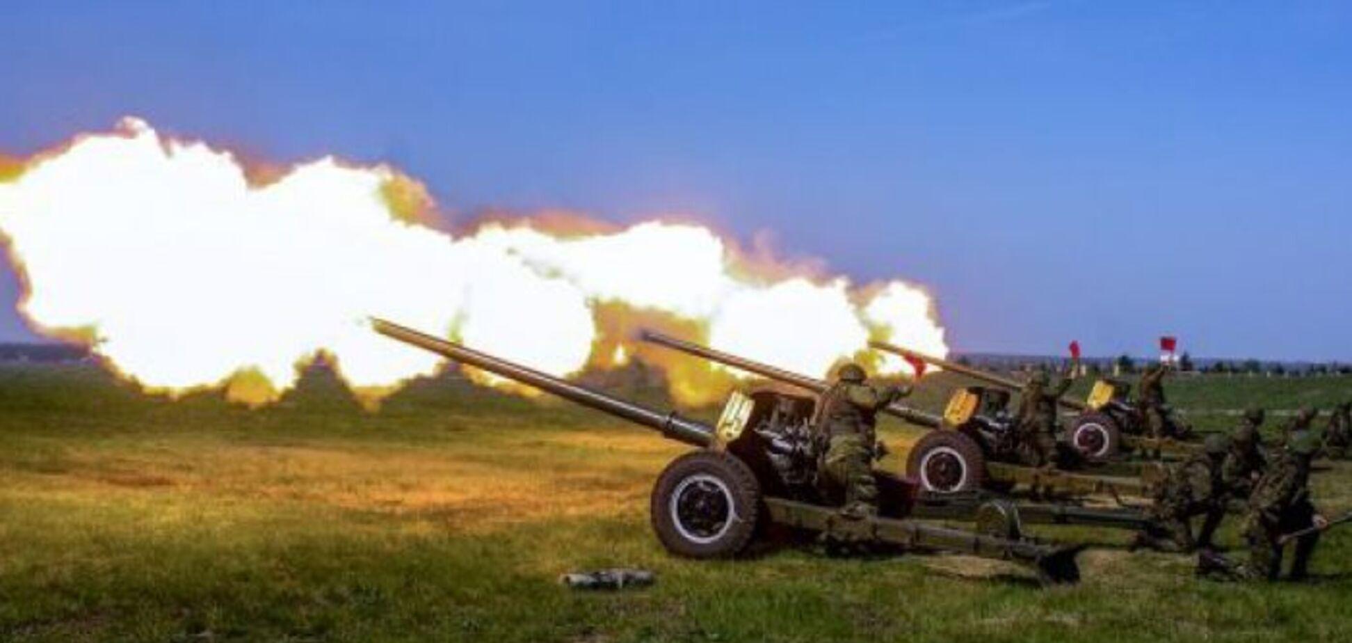 Войска России сорвали перемирие на Донбассе: Объединенные силы удержали оборону