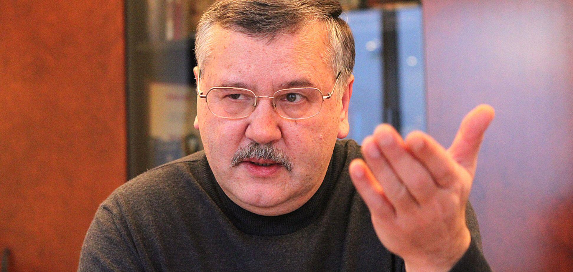 Стрелял в лежачего и спокойно ходит: Анатолий Гриценко ярко высказался о том, что творится в Раде