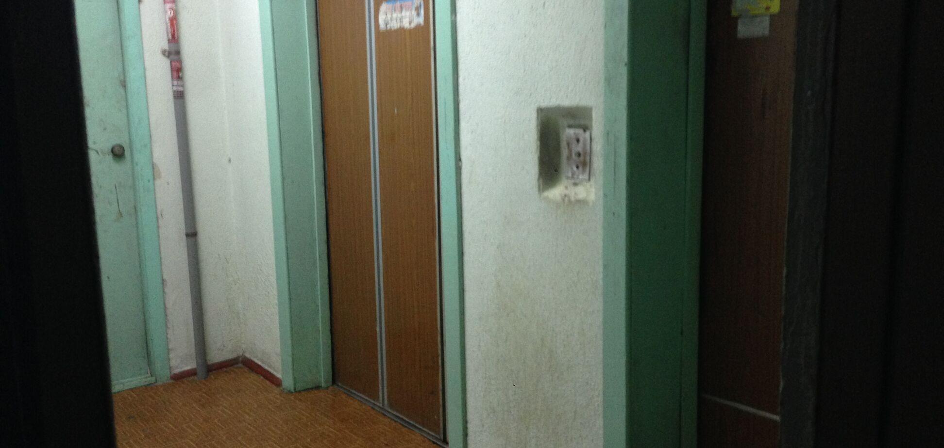 убийство в киеве лифт