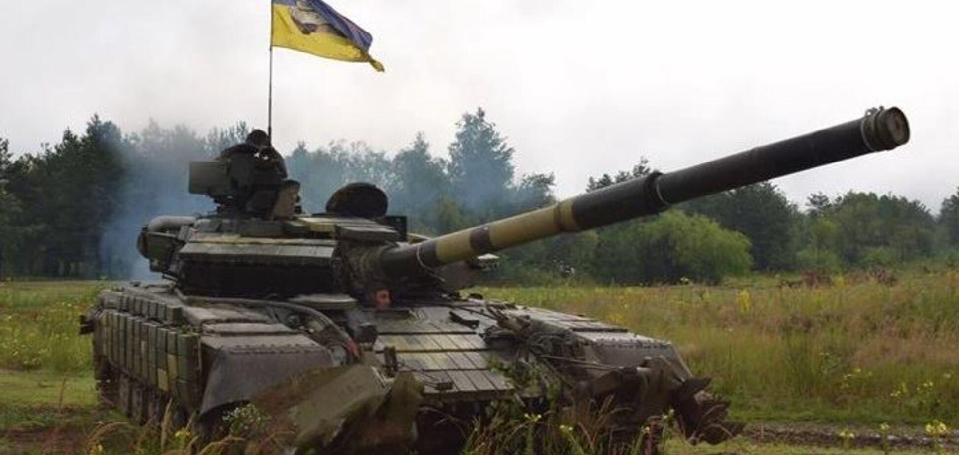Українські танкісти відправили потужний посил окупантам: вражаючі фото