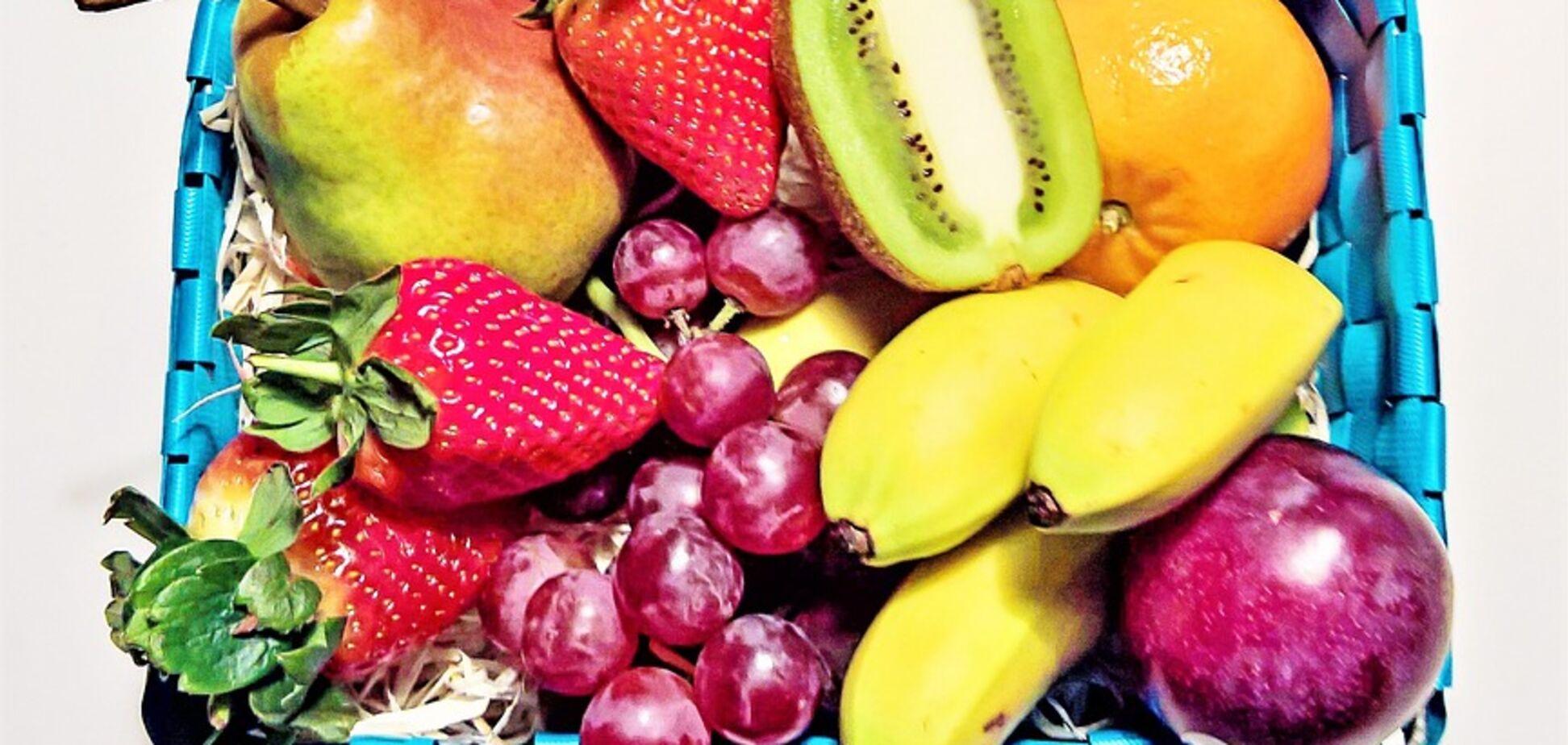Не бойтесь фруктов