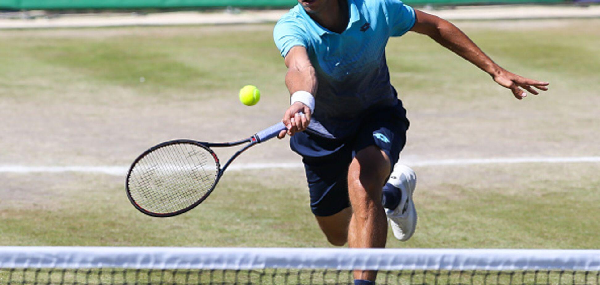 Украинец в финале-триллере стал победителем теннисного турнира в США