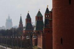 Москва - красавица, Кремль восхитительный