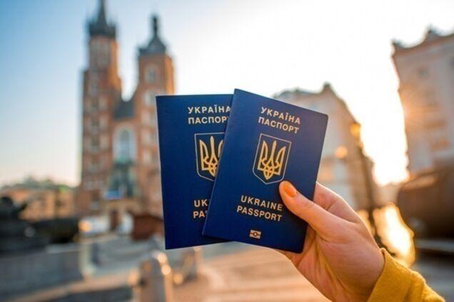 Украина обошла Россию в топе лучших паспортов для путешествий: инфографика