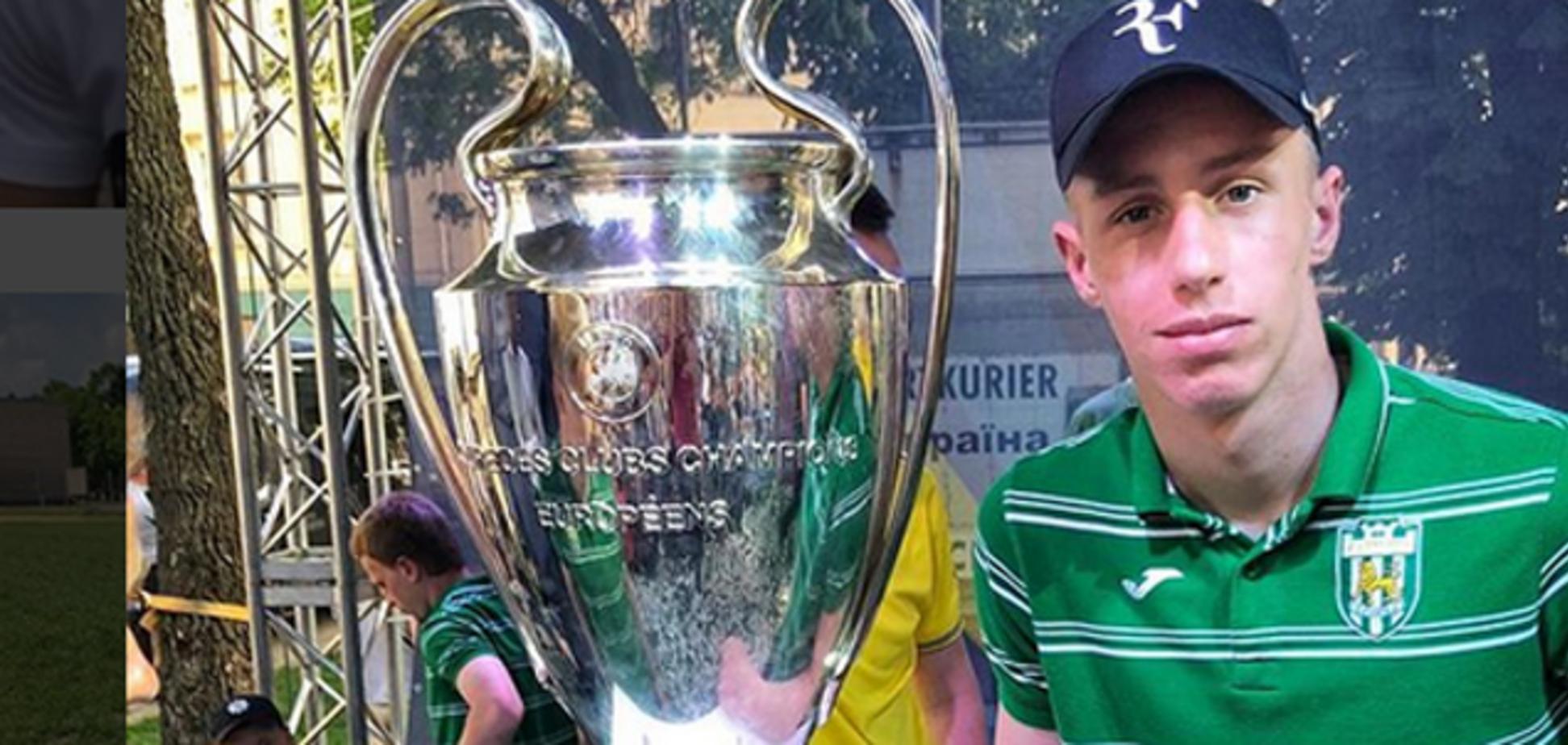 Футболіста 'Карпат' вигнали з команди за підтримку збірної Росії