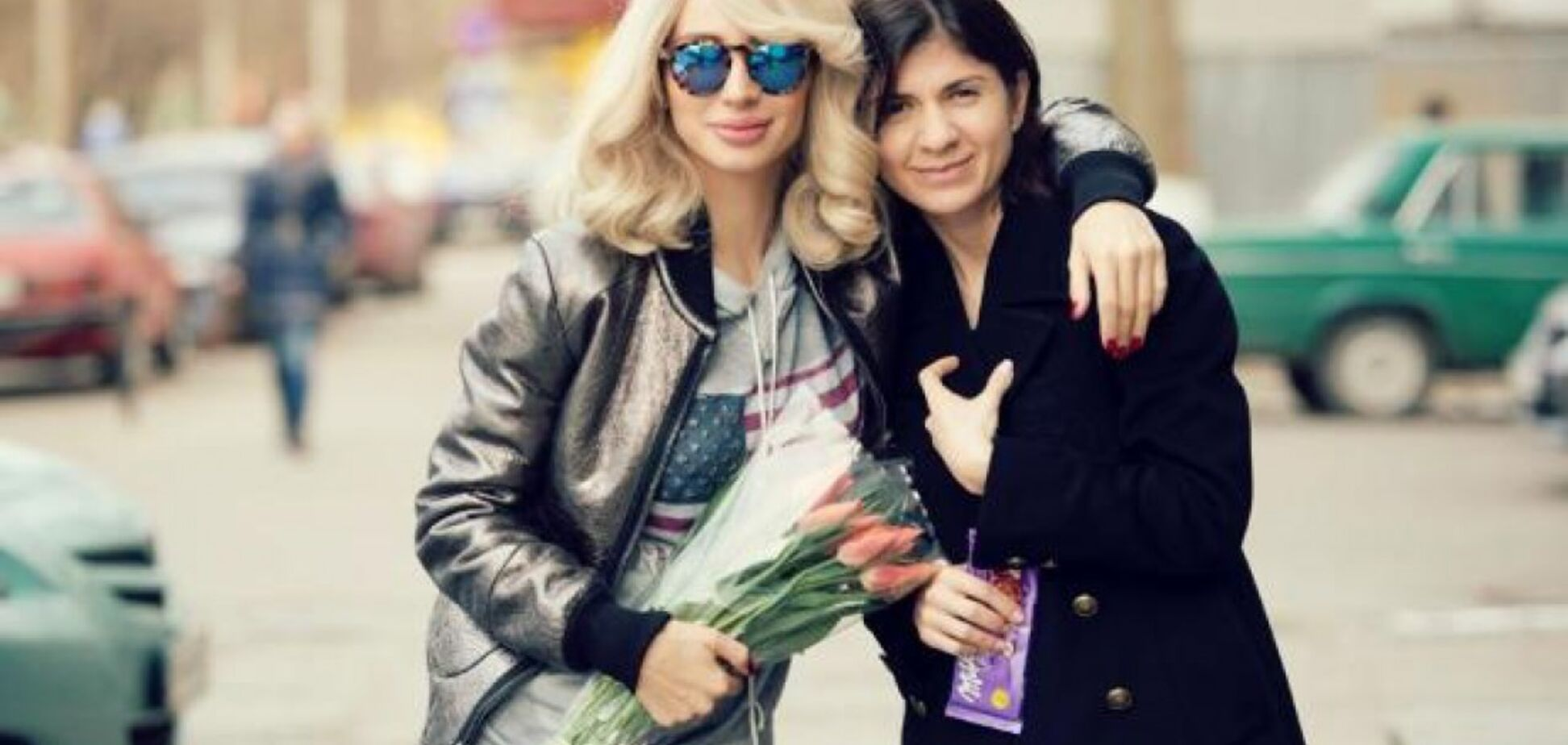 Нателла Крапівіна і LOBODA