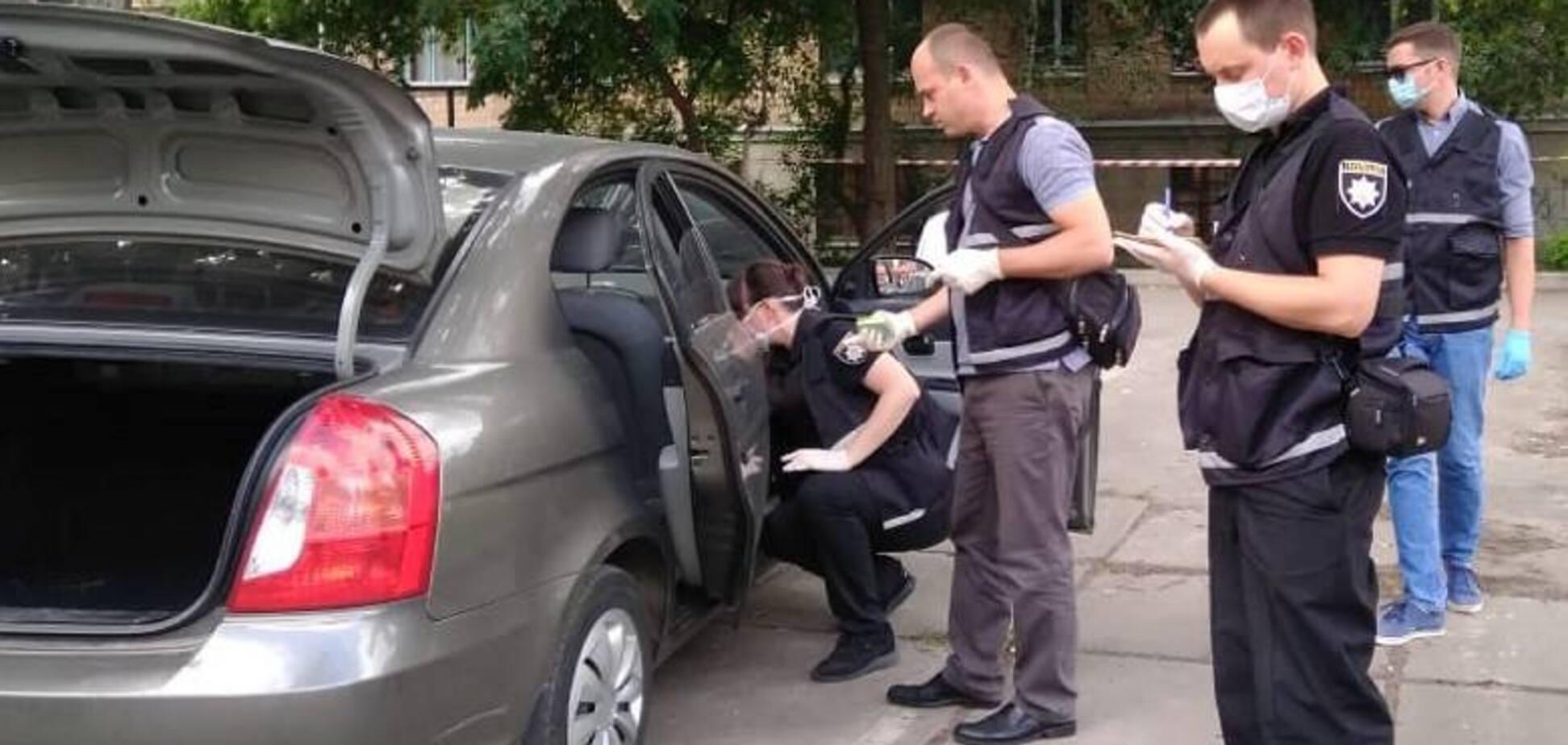 В Киеве застрелили подполковника полиции: подробности убийства