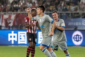 Коноплянка забил гол-шедевр в первом матче сезона