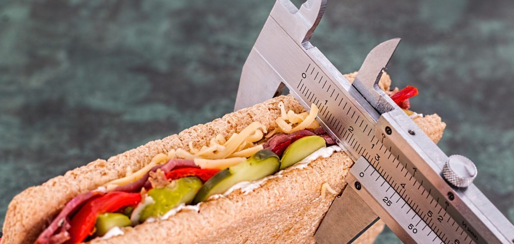 Як розрахувати необхідну калорійність?