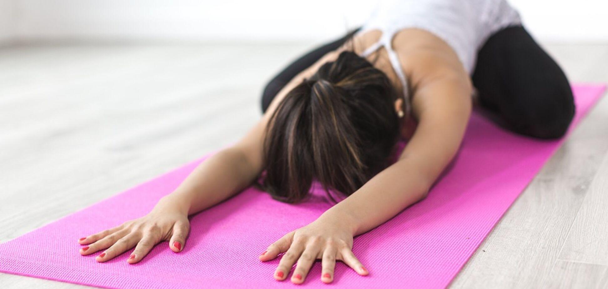 Как похудеть при помощи йоги