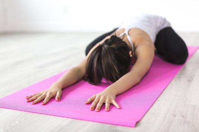Анастасия Копрова: Как похудеть при помощи йоги