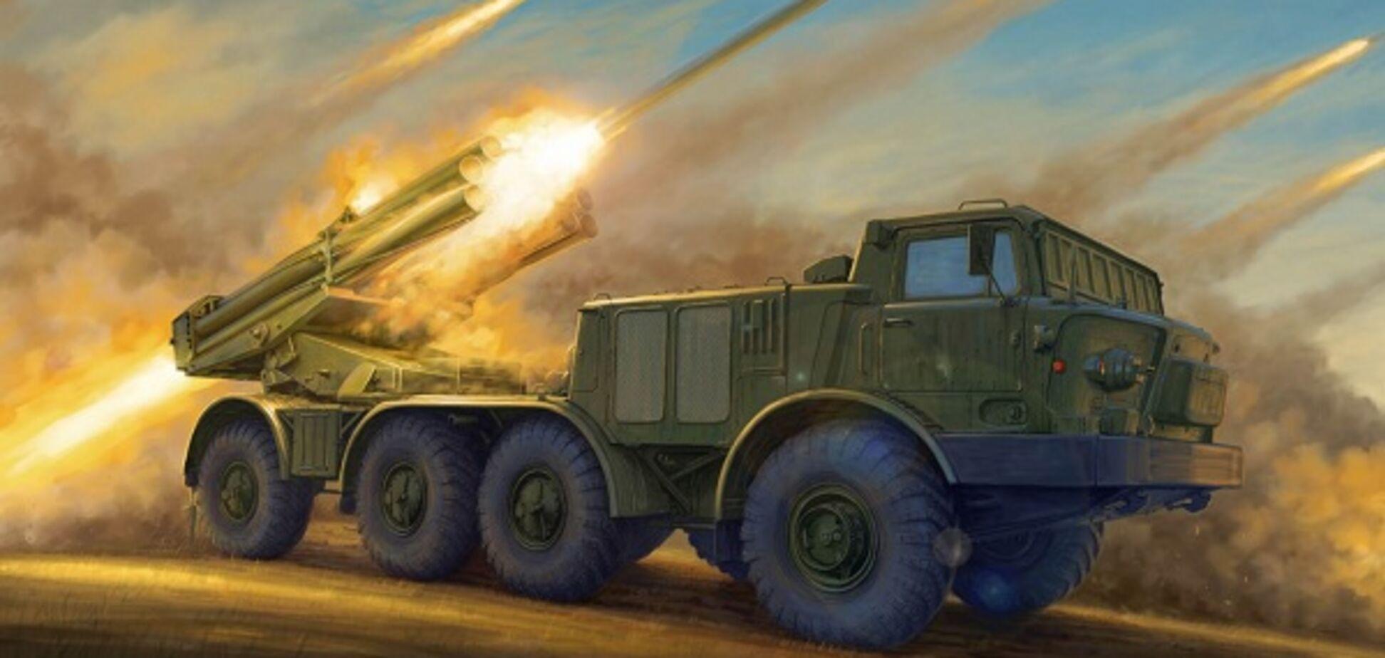 'Не останется ничего живого': в 'ДНР' пригрозили ВСУ смертоносным оружием