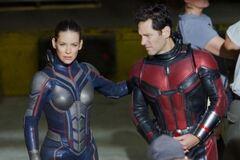 'Человек-муравей и Оса': новый геройский фильм от Marvel