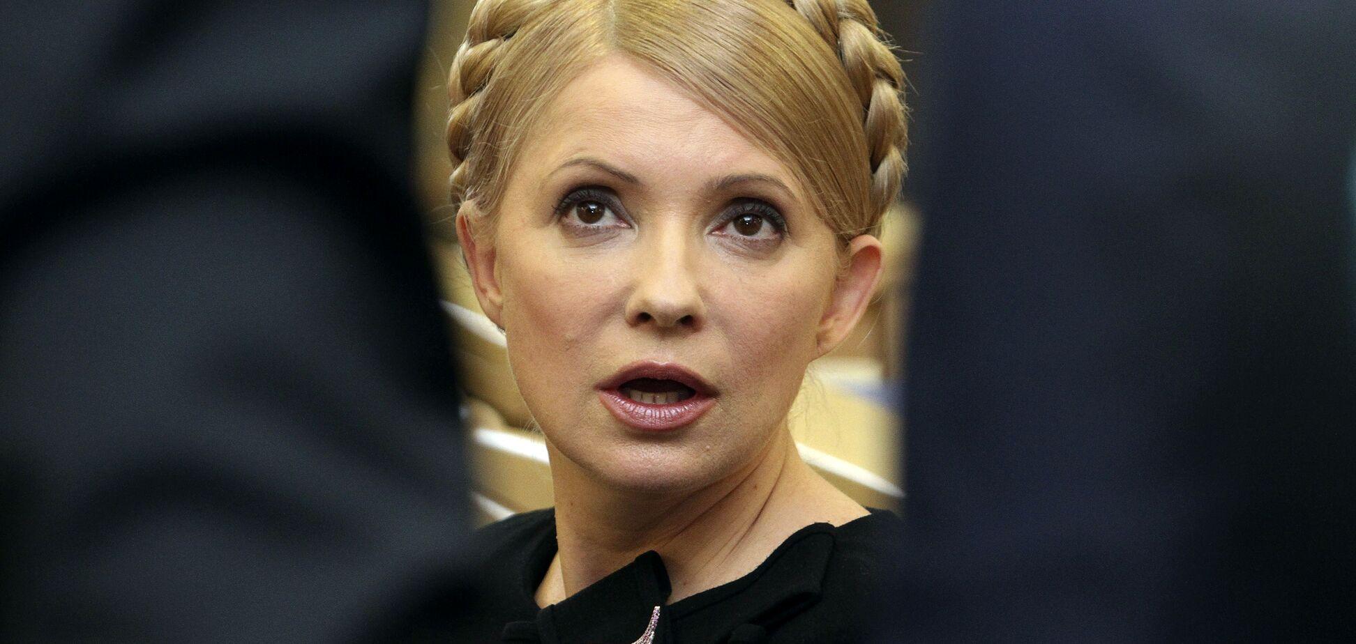Тимошенко відмовилась проводити дебати з Гриценком