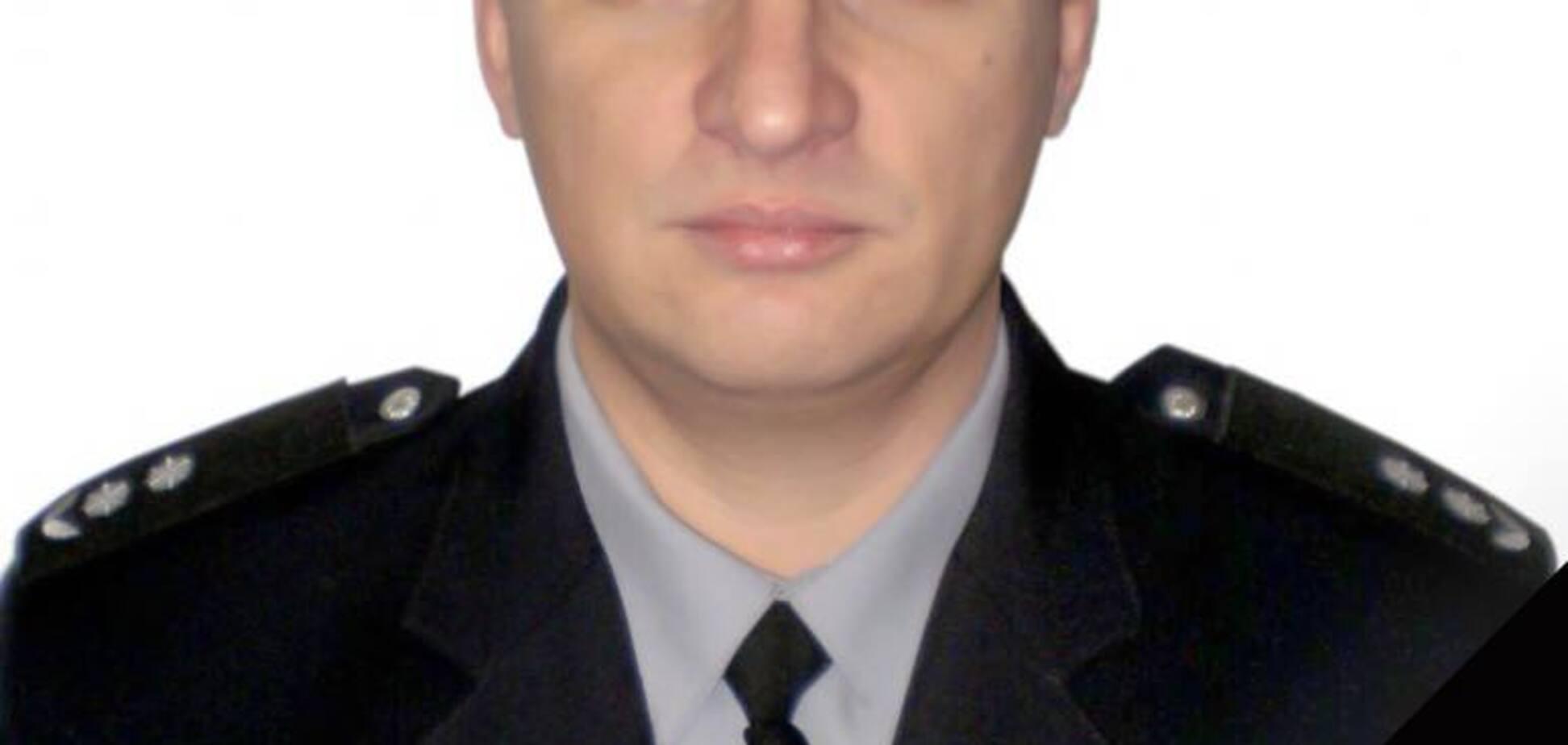 Убийство полицейского в Киеве: раскрыты новые подробности