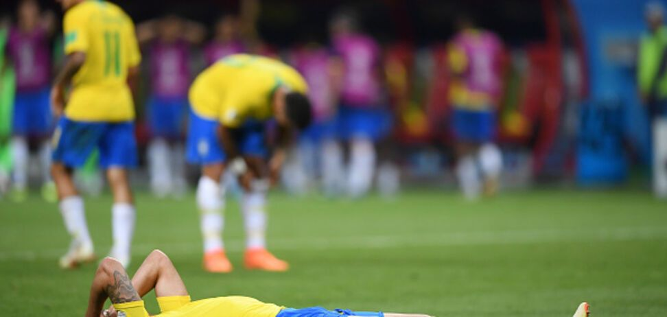 Збірна Бразилії сенсаційно вилетіла з ЧС-2018