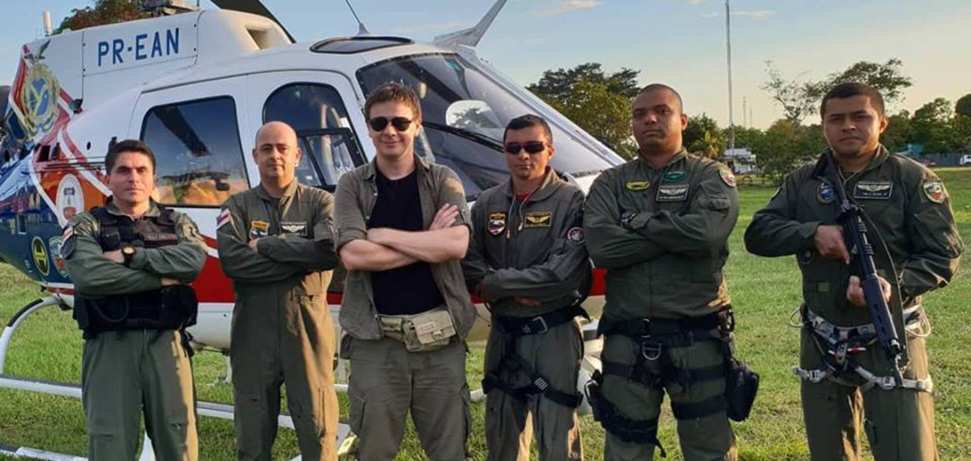 'Вождя съел ягуар': Комаров об экспедиции по Амазонии