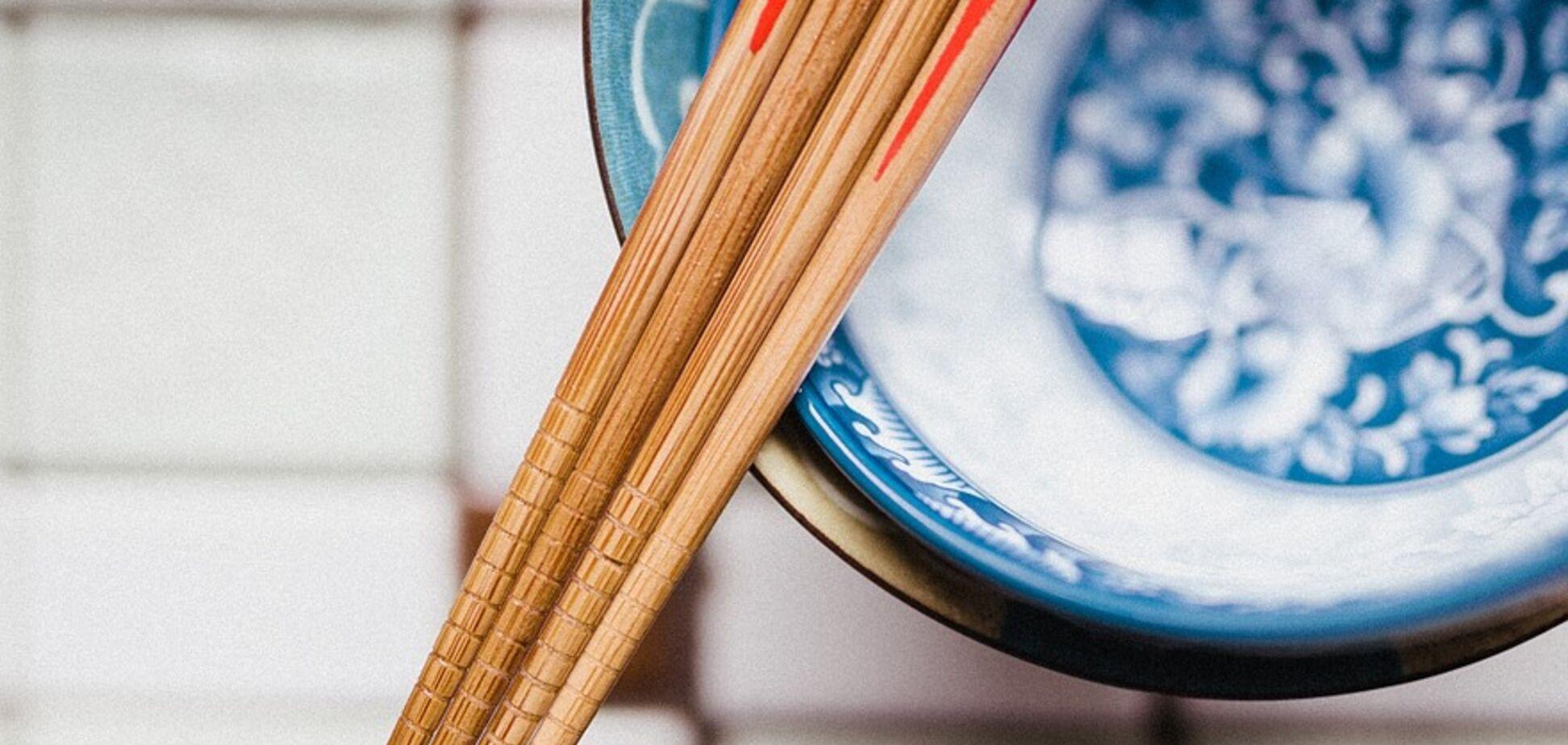 Філософія і якість їжі: чому в Японії і Китаї все ще користуються паличками