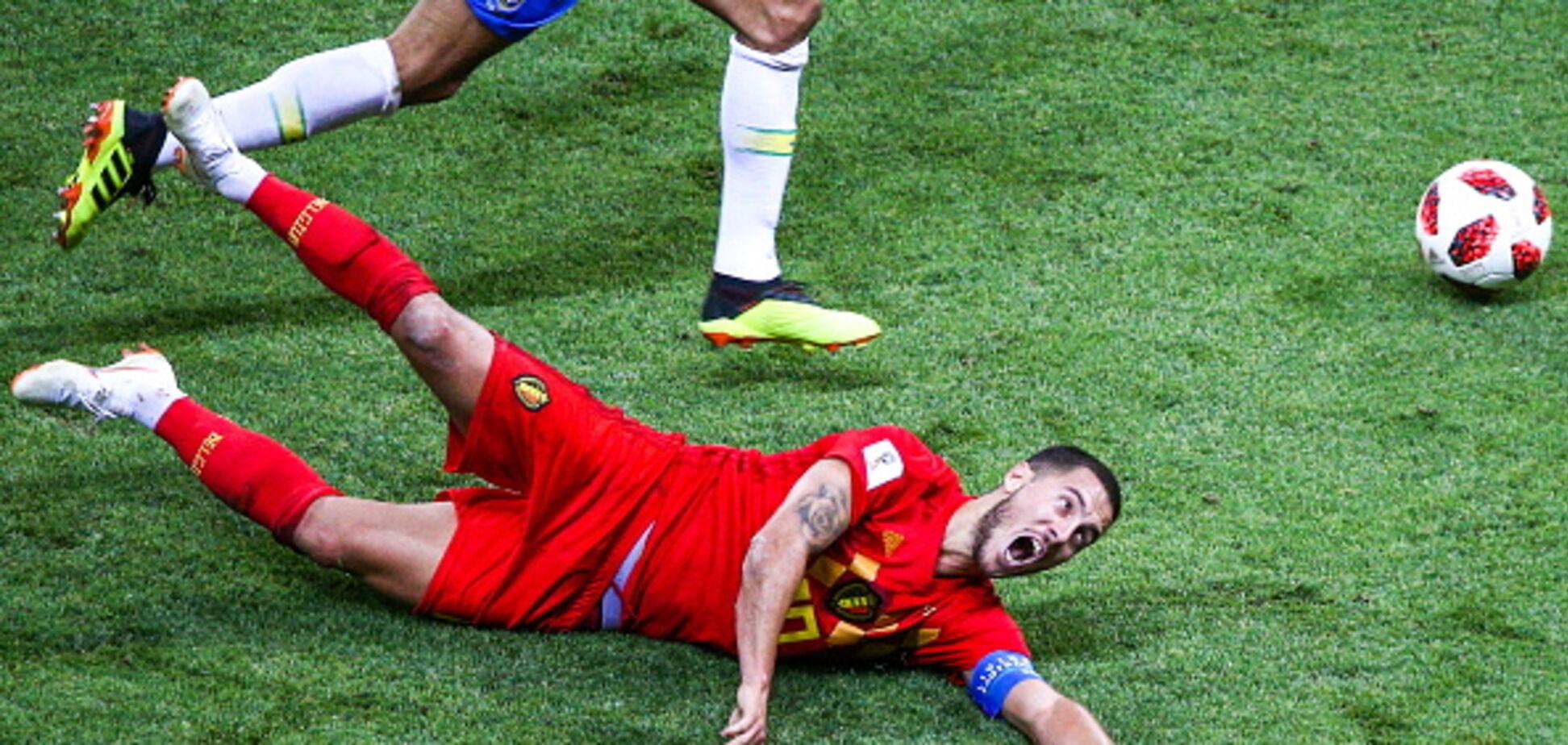 Бельгійський футболіст встановив історичний рекорд чемпіонатів світу