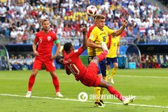 Швеция - Англия: обзор матча 1/4 финала ЧМ-2018