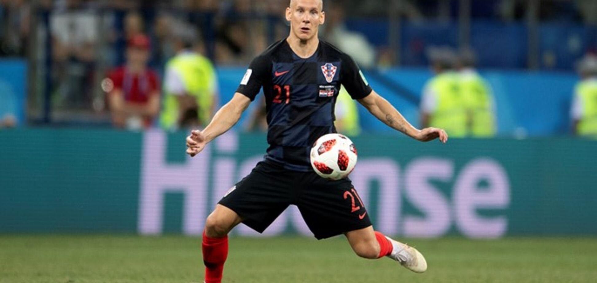 Хорватский футбольный союз сделал заявление по 'Слава Украине!' от Виды
