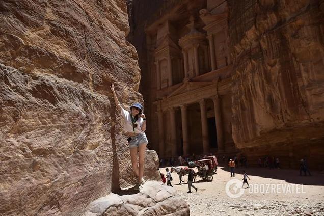 Стародавнє місто Петра: навіщо туди їхати і скільки це коштує
