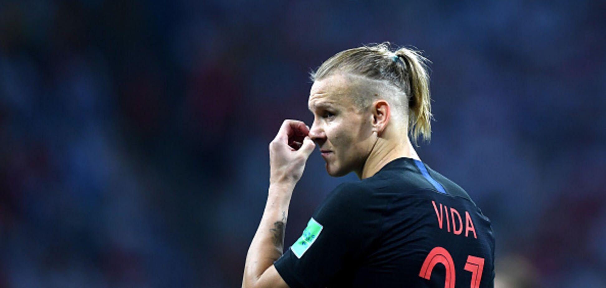 ФИФА наказала Виду за 'Слава Украине!' после игры с Россией