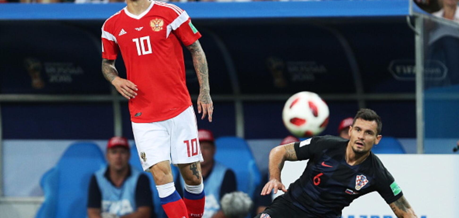 Футболисту сборной России посоветовали учиться у украинца бить пенальти