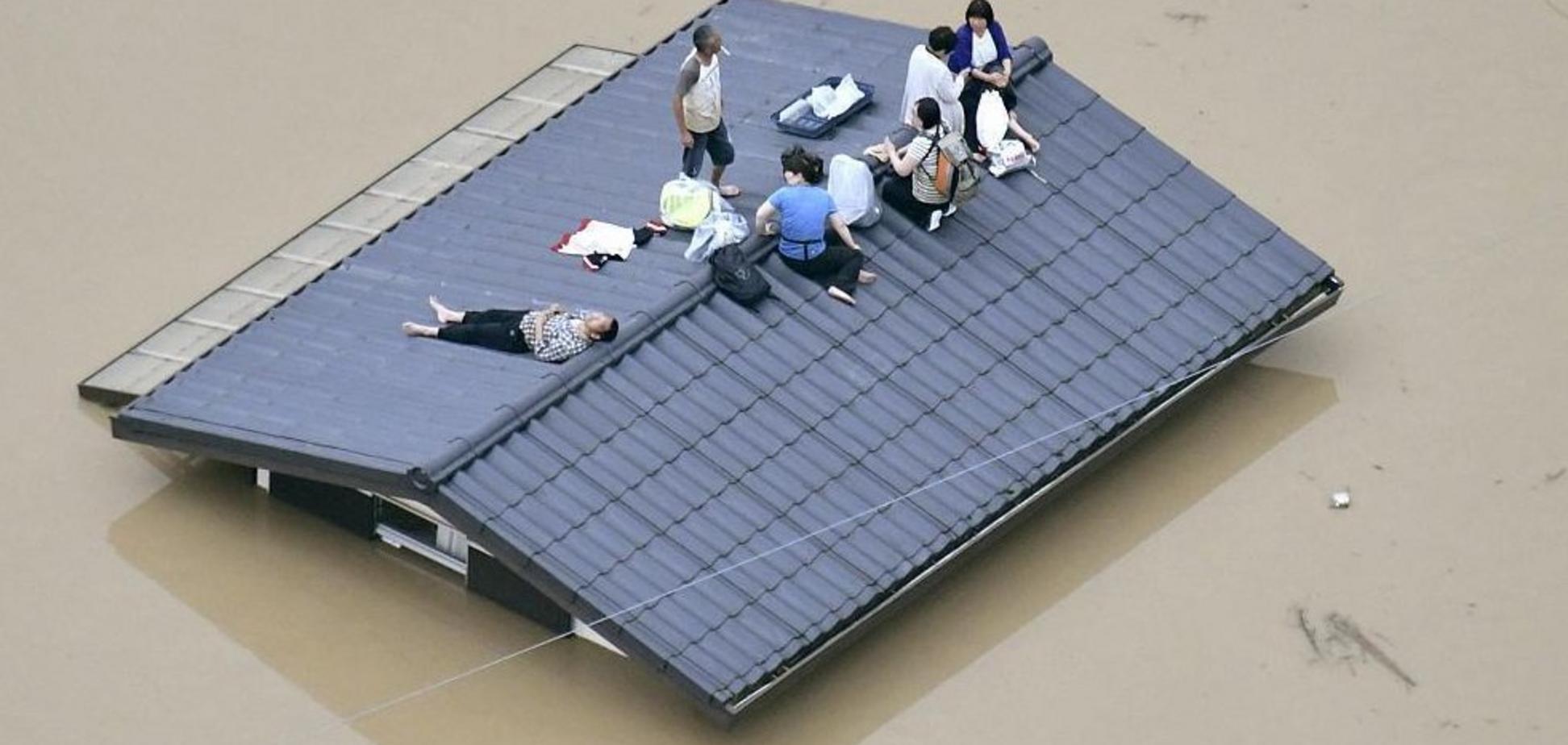 Потоп в Японії