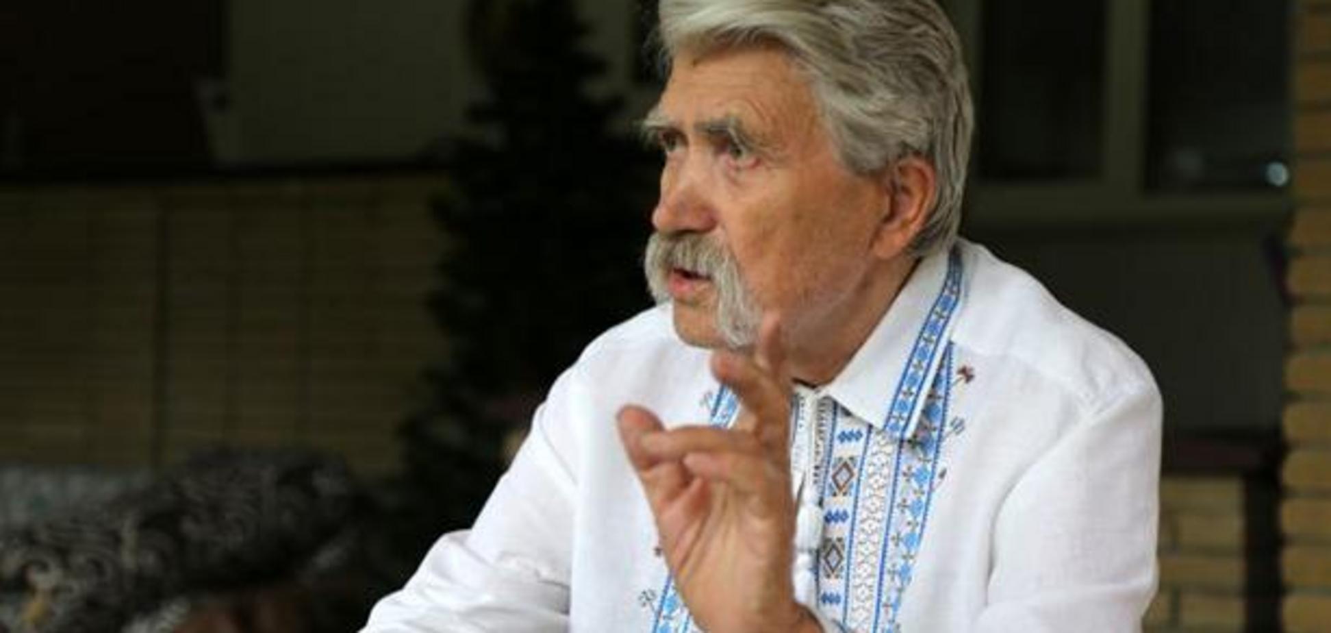 В Киеве попрощались с Левком Лукьяненко: опубликованы фото и видео