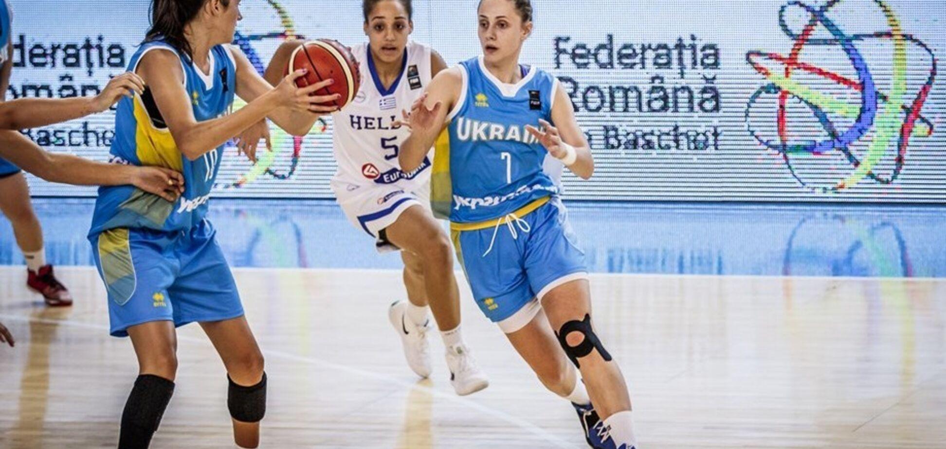 Українки здобули перемогу на Євробаскеті U-20
