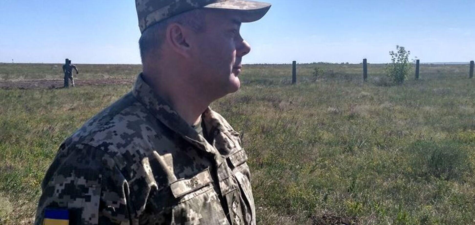 Командующий ОС объяснил, почему война на Донбассе не закончилась в 2014 году