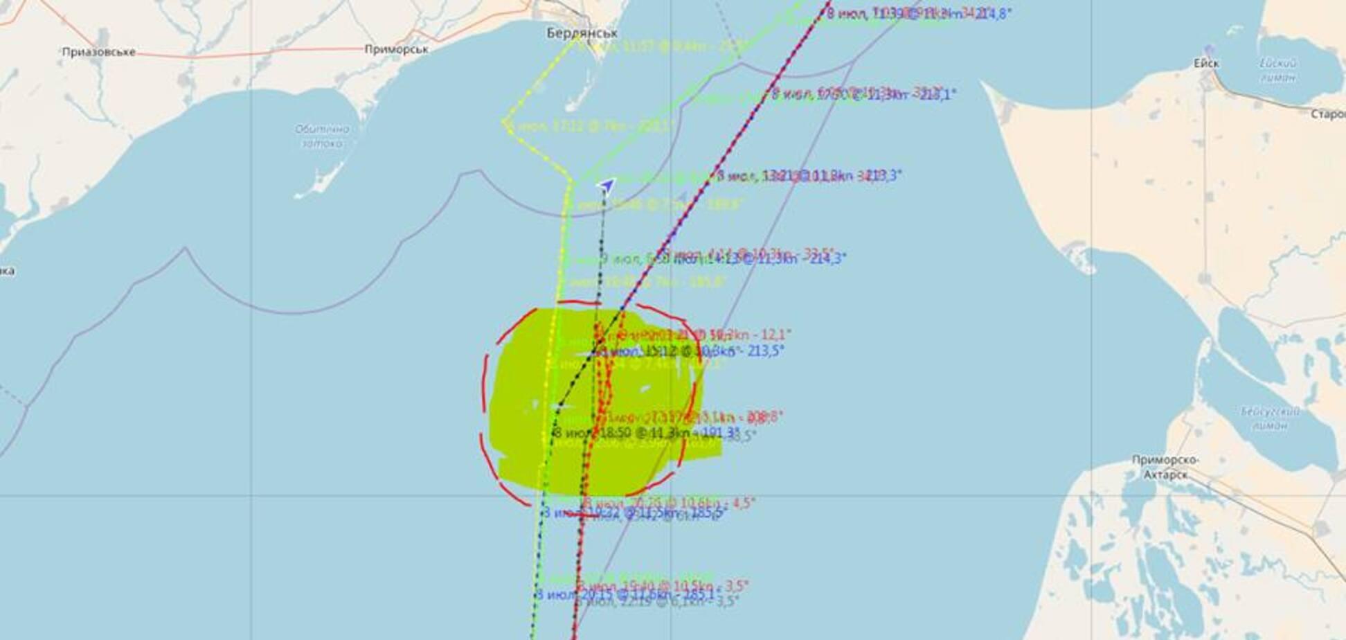 Пора созвать СНБО: Россия устроила громкую провокацию в Азовском море
