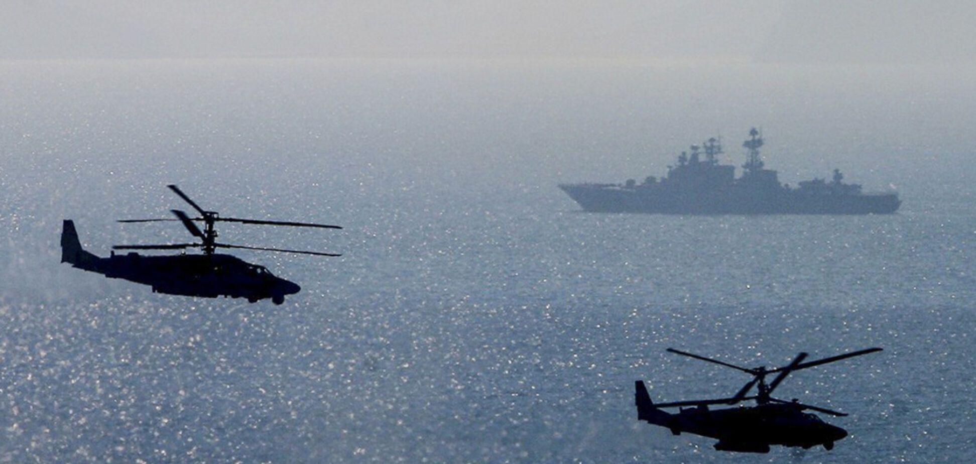 'Корабли иногда тонут': на росТВ Украине пригрозили из-за скандала в Азовском море