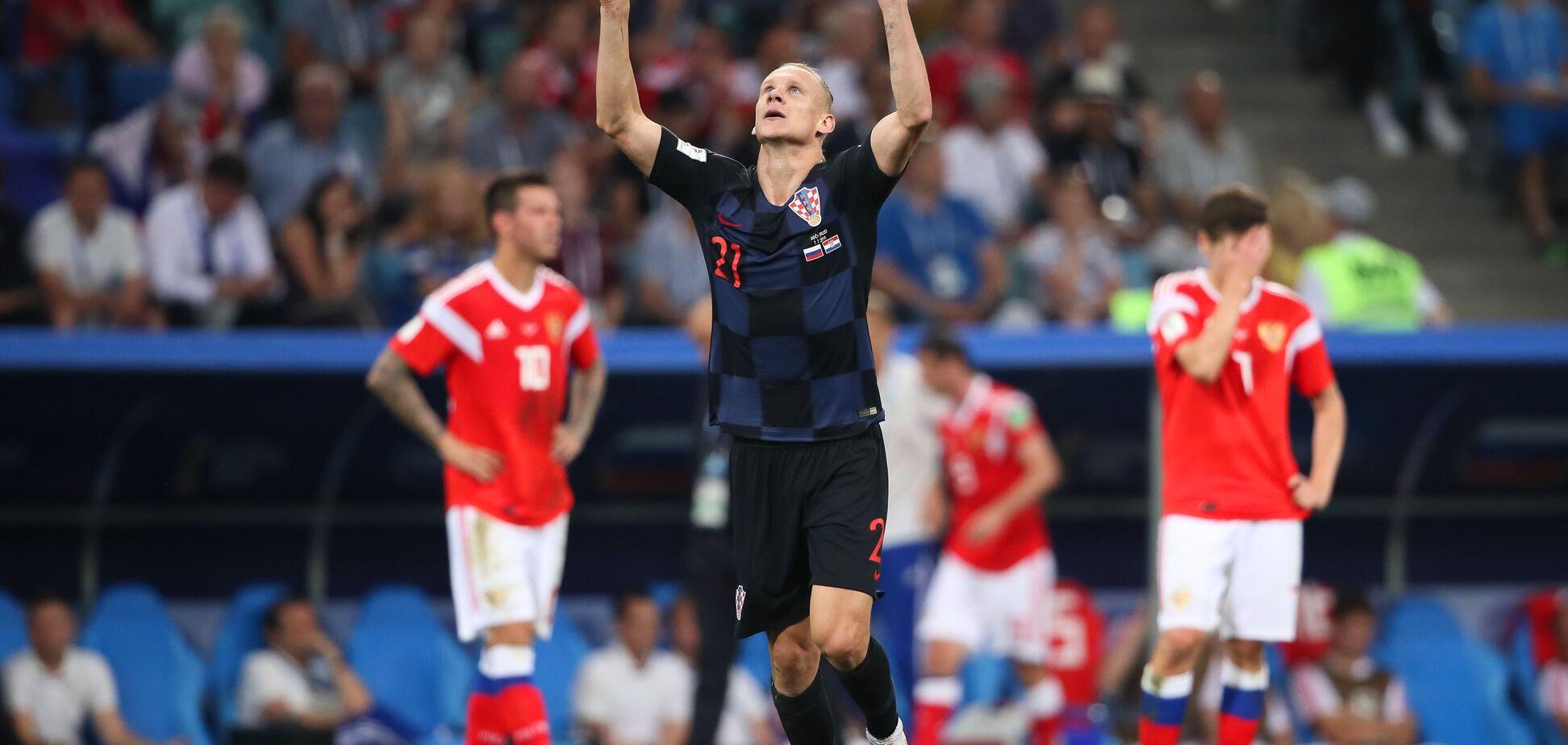 Англия – Хорватия: где смотреть полуфинал ЧМ-2018